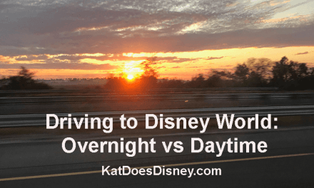 Driving to Disney World: Overnight vs Daytime