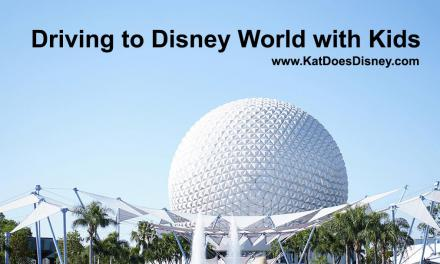 Driving to Disney World with Kids