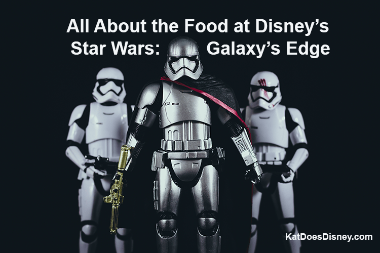 All About the Food in Disney's Star Wars: Galaxy's Edge
