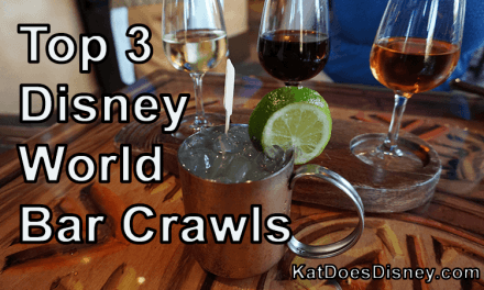 Top 3 Disney World Bar Crawls
