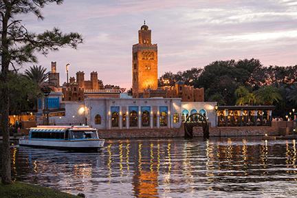 Epcot Date Night Ideas in Disney World