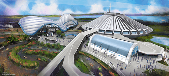 Sunday Snippet: TRON Coaster Coming to Disney World