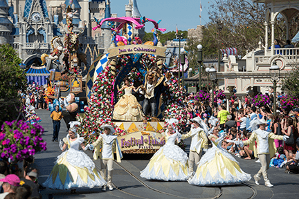 Fun Facts about Disney's Festival of Fantasy Parade
