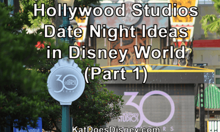 Hollywood Studios Date Night Ideas in Disney World (Part 1)