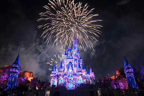 Magic Kingdom Date Night