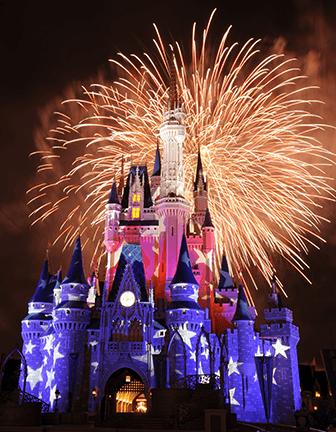 Disney World Fourth of July Celebrations