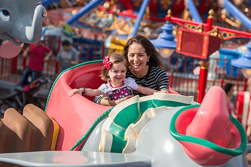 Top 10 Disney World Rides for Kids