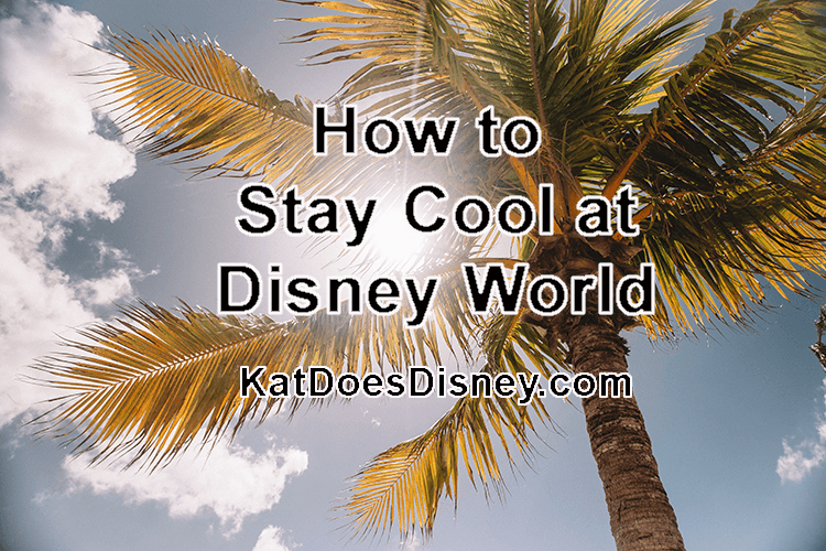 How to Stay Cool at Disney World