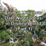 Animal Kingdom Date Night Ideas in Disney World (Part 1)