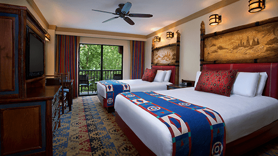 Overview of the Disney World Resort Hotels