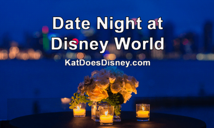 Date Night at Disney World