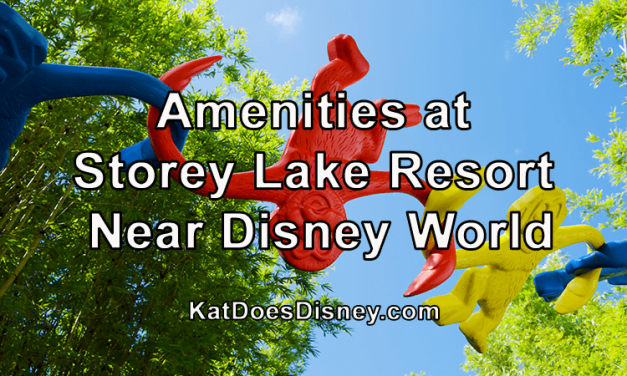 Amenities at Storey Lake Resort Near Disney World