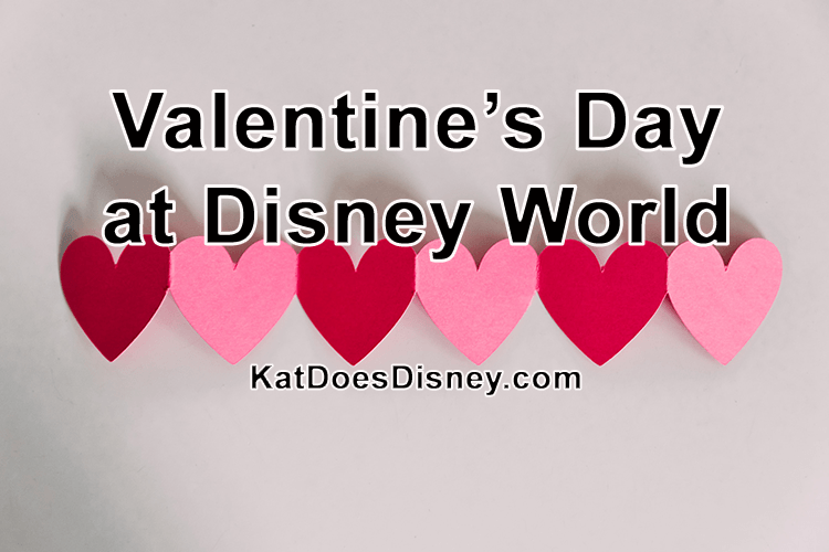 Valentine's Day at Disney World