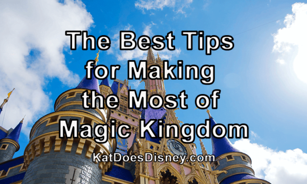 The Best Tips for Making the Most of Magic Kingdom