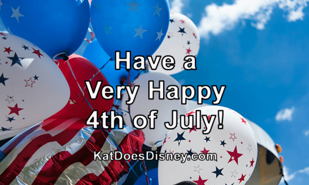 Have a Happy 4th of July!!