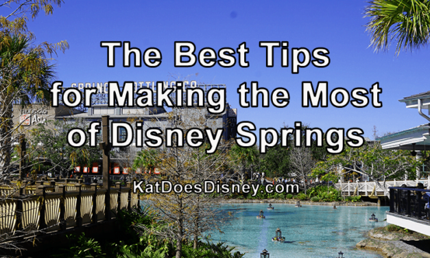 The Best Tips for Making the Most of Disney Springs